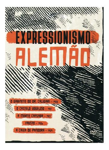 dvd expressionismo alemao volume 1 - opc - bonellihq l19