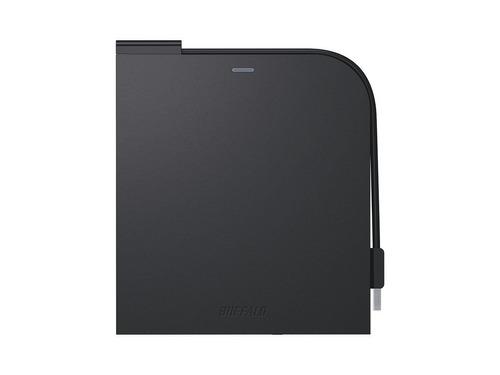 dvd externo buffalo mediastation 8x portable dvd writer
