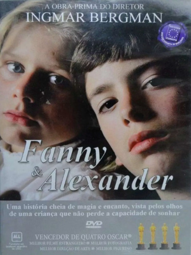 dvd  fanny & alexandre