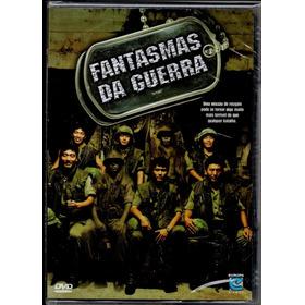 Dvd Fantasmas Da Guerra - Lacrado - Novo