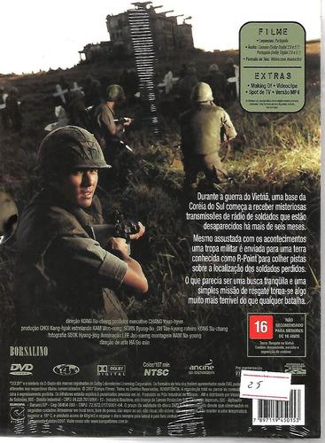 dvd fantasmas da guerra - digipack lacrado - novo