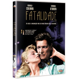 dvd fatalidade (1947) ronald colman george cukor