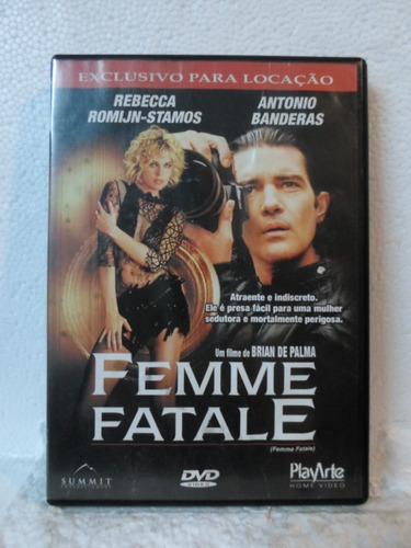 dvd femme fatale - original