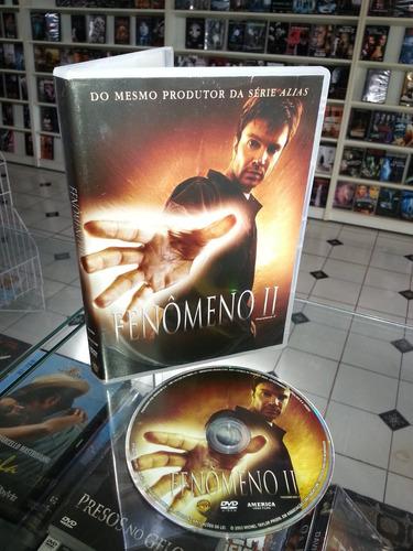 dvd fenômeno 2 - filme original - frete r$ 8,00