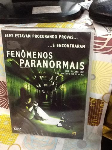 dvd fenômenos paranormais