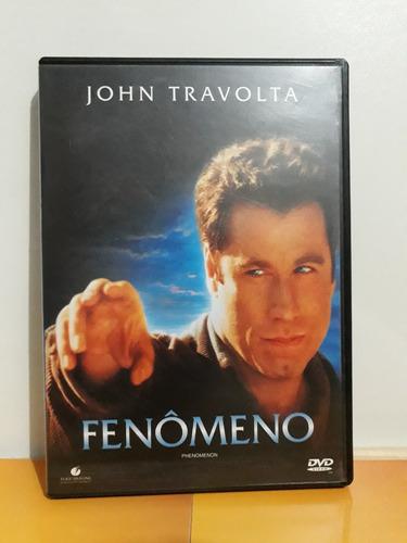 dvd fenomeno john travolta original rarissimo