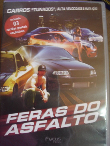 dvd feras do asfalto 14