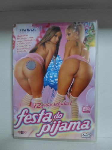 dvd festa do pijama