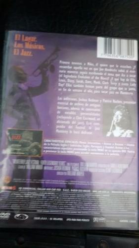 dvd : festival de jazz de monterrey importado
