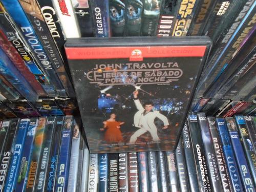 dvd fiebre de sabado por la noche john travolta envio gratis