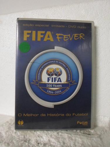 dvd fifa fever - frete gratis