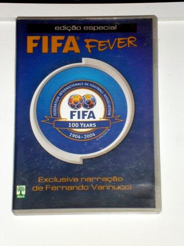 dvd fifa fever original otimo estado