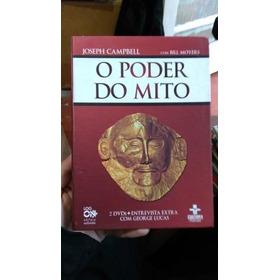 Dvd Filme - Não Consta - O Poder Do Mito - 2 Dvds