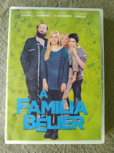 dvd filme - a família belier (2015) dublado