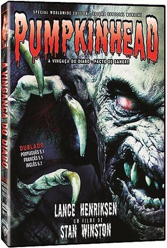 dvd filme - a vingança do diabo