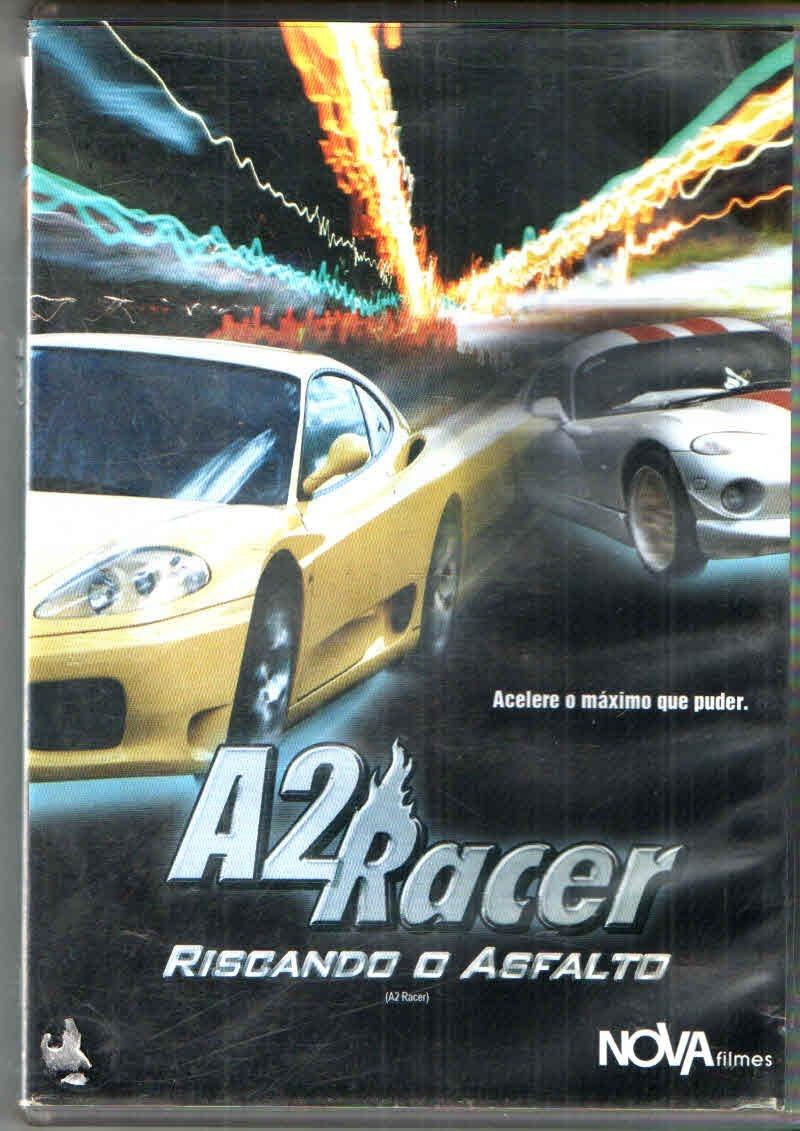 filme a2 racer riscando asfalto dublado