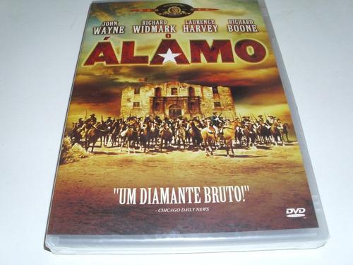 dvd filme alamo - john wayne
