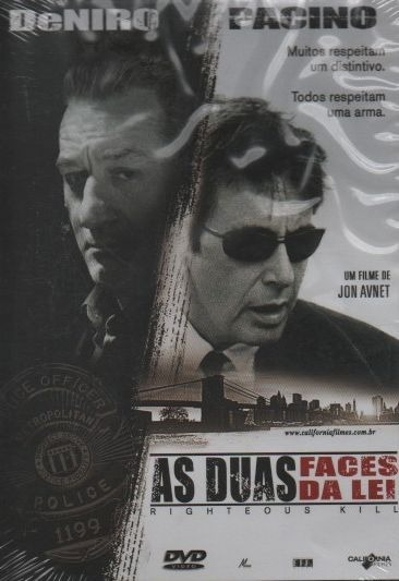 o filme as duas faces da lei dublado
