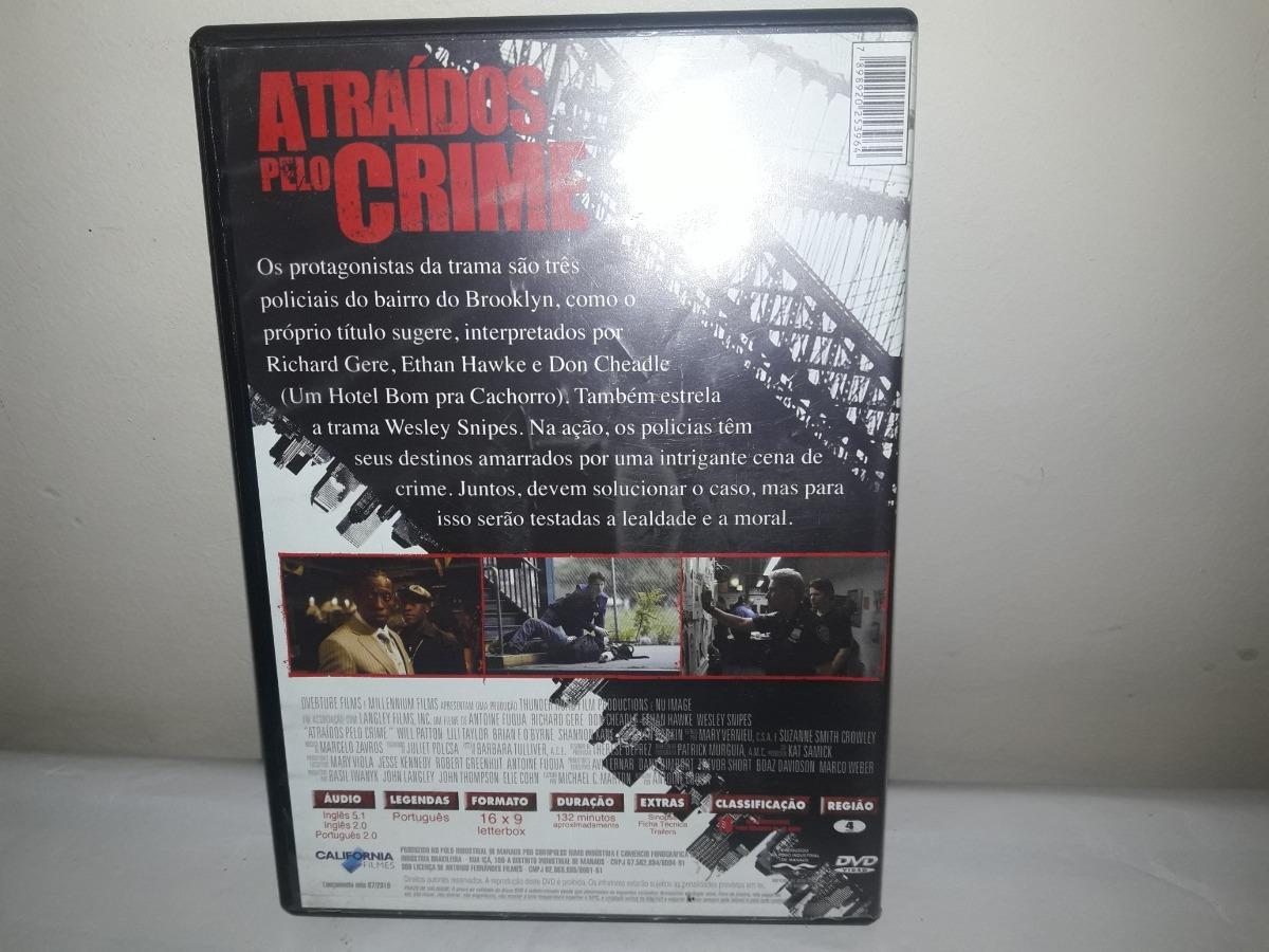 filme atraidos pelo crime dublado