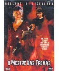 dvd filme de terror o mestre das trevas
