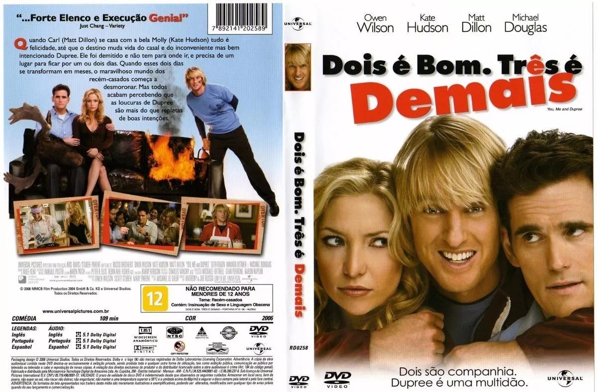 Resultado de imagem para Dois é Bom, Três é Demais (2006)