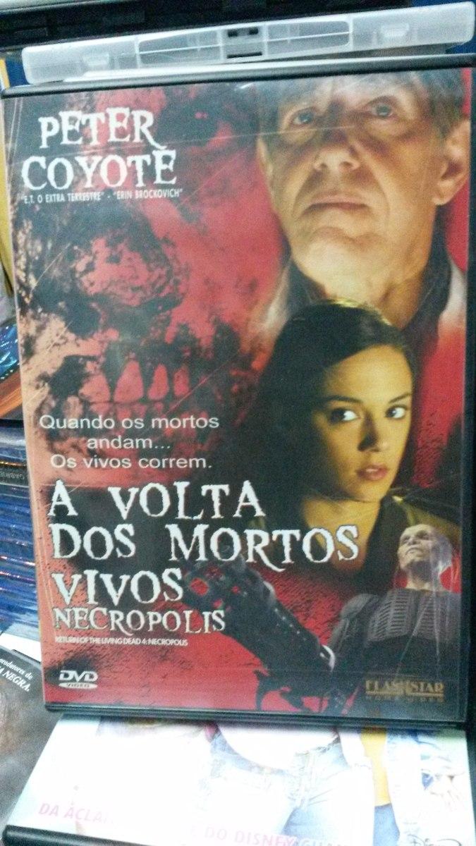 Filme Mortos Vivos throughout dvd original do filme a volta dos mortos vivos - necropolis - r