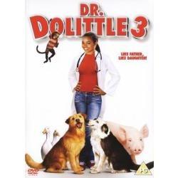 dvd filme dr. dolittle 3 - dublado
