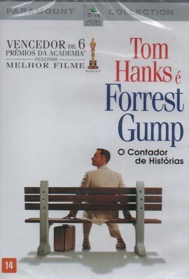 Dvd Filme Forrest Gump Dubladolegendadolacrado R 2700 Em