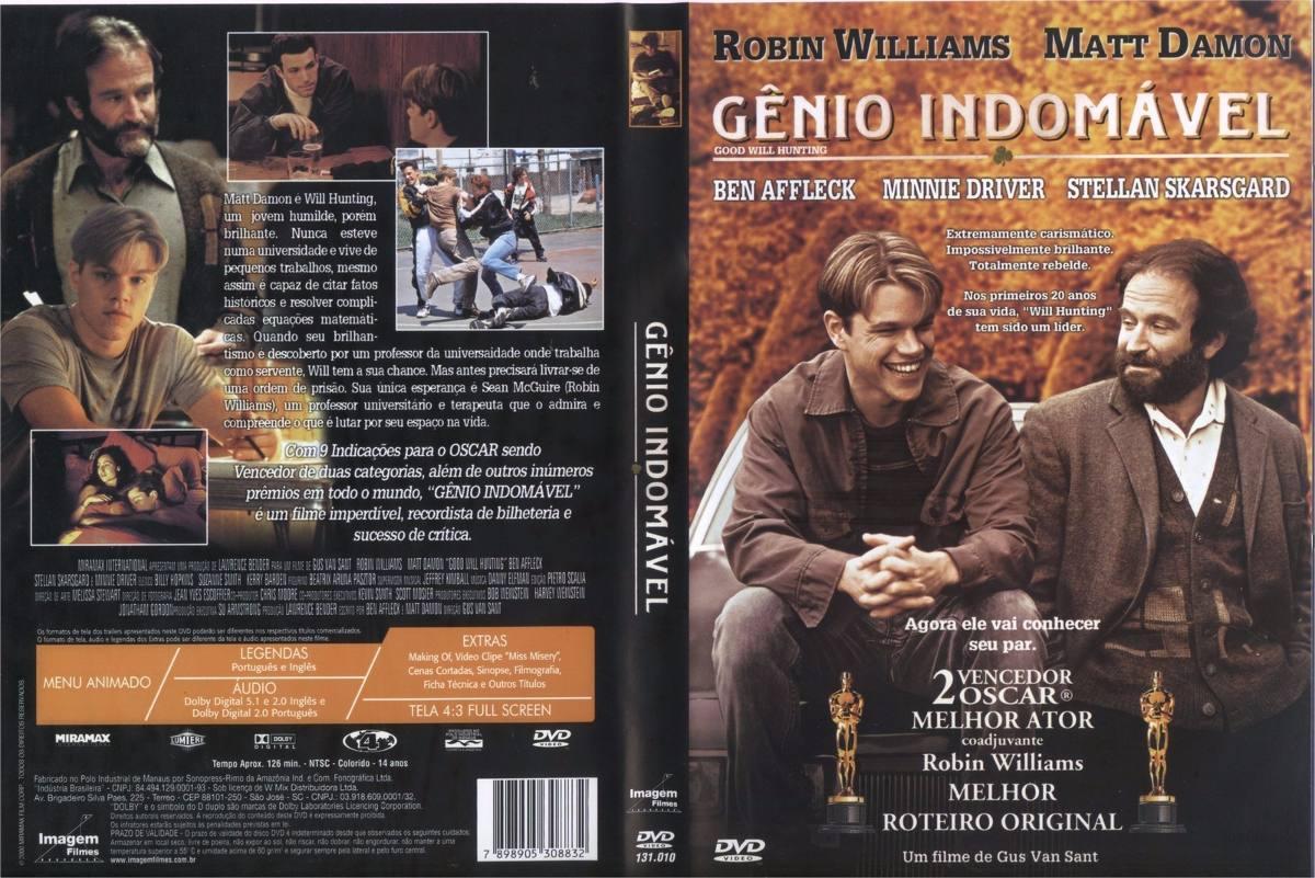 filme genio indomavel para