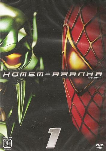 dvd filme - homem-aranha 1 (dublado/legendado/lacrado)