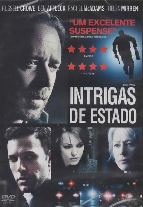 filme intrigas de estado dublado