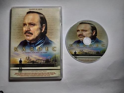 dvd filme - kardec (2019) nacional