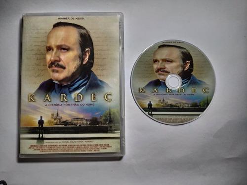 dvd filme - kardec (2019) nacional  - frete 9,90