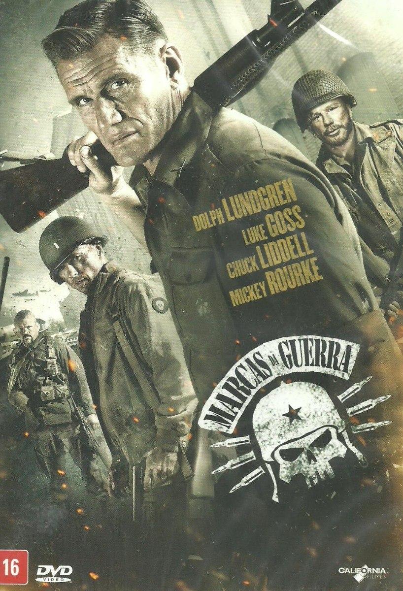 Filme Marcas Da Guerra in dvd filme - marcas da guerra (dublado/legendado/lacrado) - r$ 29
