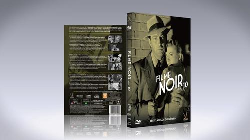 dvd filme noir 10 com cards - versatil - bonellihq  l19