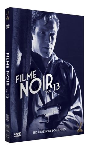dvd filme noir 13 com cards - versatil - bonellihq e19