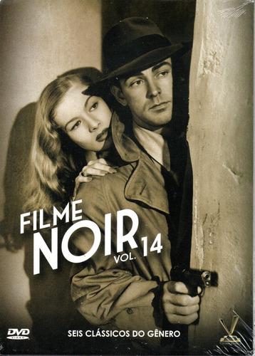 dvd filme noir 14 com 6 cards - versatil - bonellihq l19