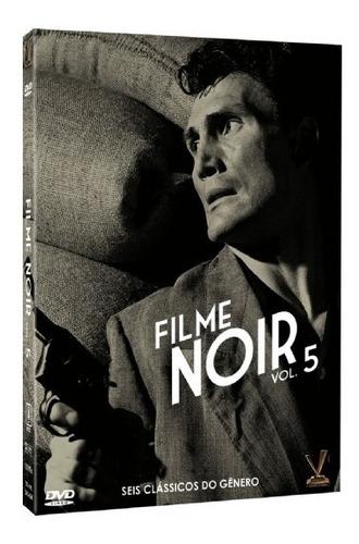 dvd filme noir 5  sem cards - versatil - bonellihq  j19