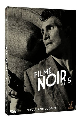 dvd filme noir 5  sem cards - versatil - bonellihq l19