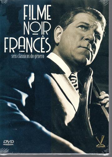 dvd filme noir frances vol 1 sem card versatil bonellihq l19
