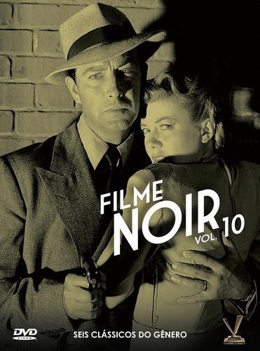 dvd filme noir vol.10 digistack 3 dvds 6 filmes com cards +