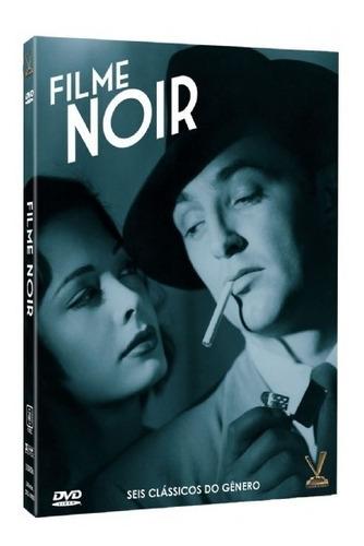 dvd filme noir volume 1 sem cards - versatil - bonellihq b19