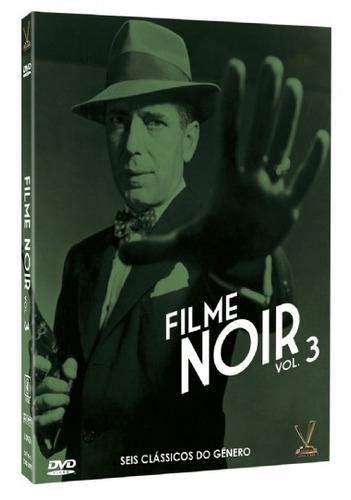 dvd filme noir volume 3 sem cards - bonellihq l19