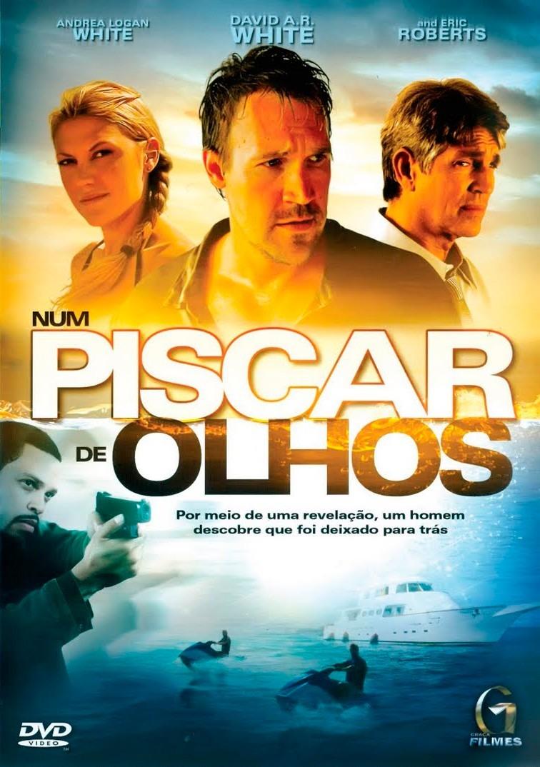 b48189fc4e7d6 Dvd - Filme - Num Piscar De Olhos - R  39,90 em Mercado Livre