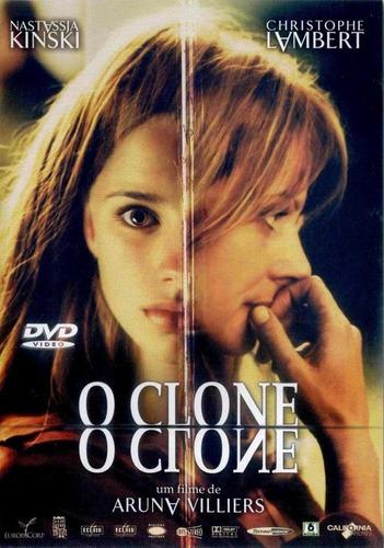 dvd filme o clone