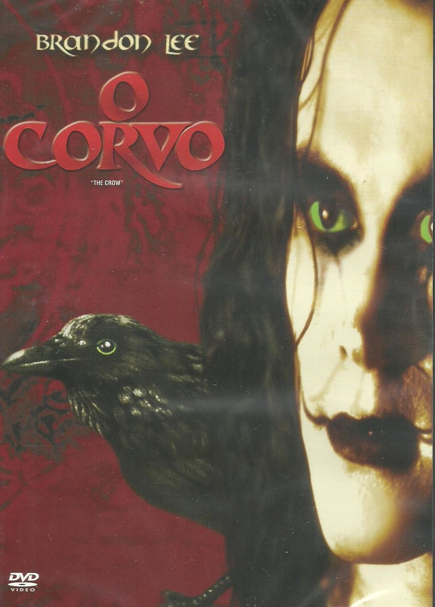filme o corvo 1994 dublado