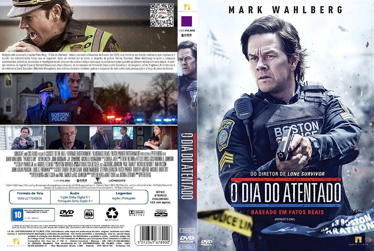 6f952366ec98b Dvd - Filme O Dia Do Atentado - R  12,00 em Mercado Livre