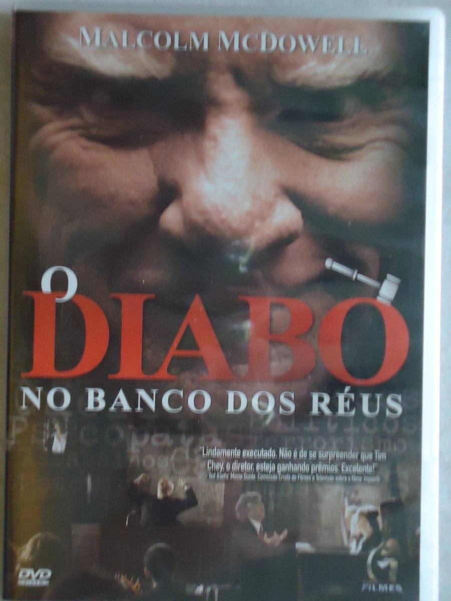 o filme o diabo no banco dos reus dvd-r