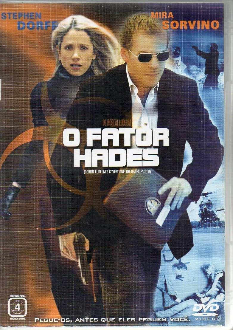 Filme Hades in dvd filme o fator hades c/ stephen dorfe (original) - r$ 12,90 em