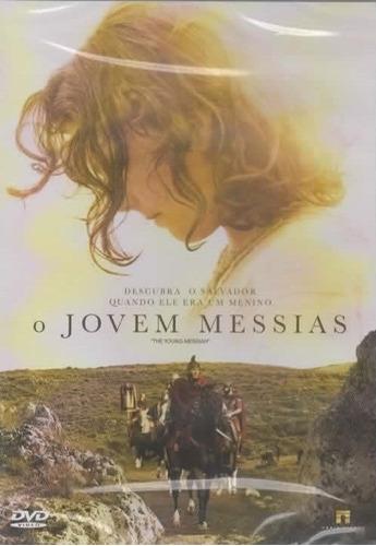 dvd filme - o jovem messias (dublado/legendado/lacrado)